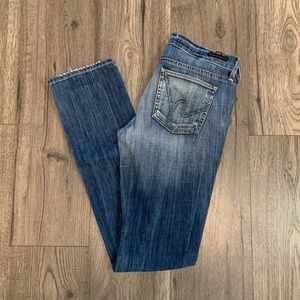 Citizens of Humanity Ava Straight Jeans 27